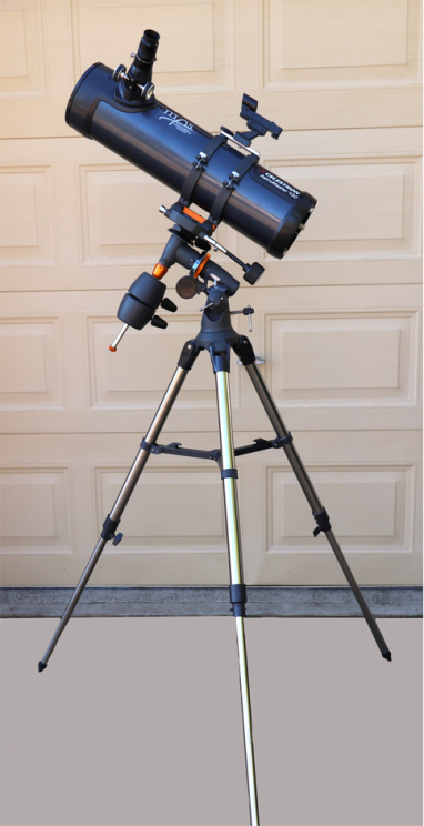 Loan Telescope 2 Image
