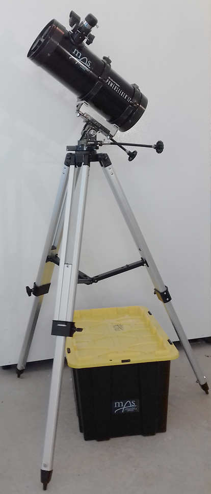 Loan Telescope 4 Image