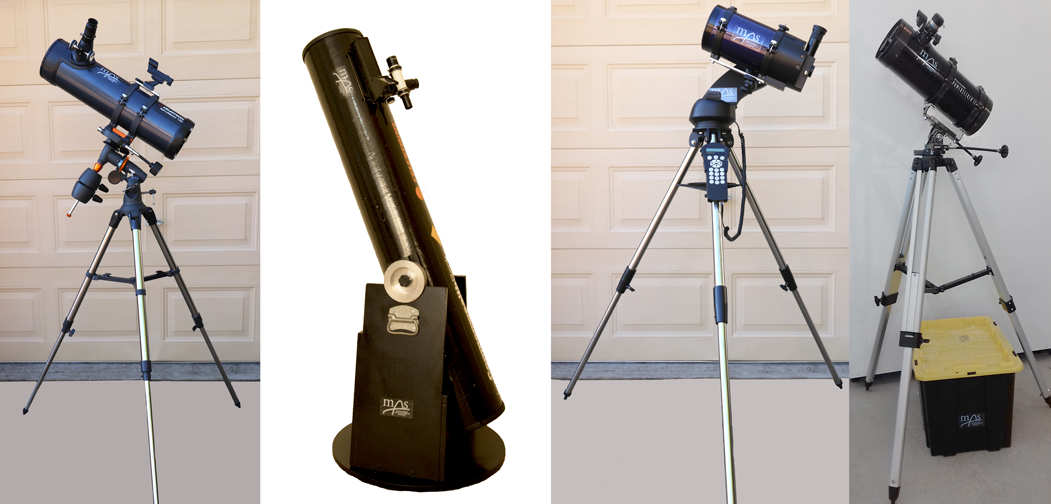 Loan Telescope images 4