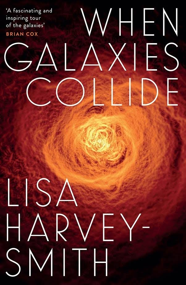 Book LHS When Galaxies Collide
