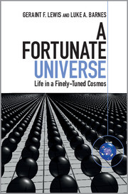 Book GLLB A Fortunate Universe
